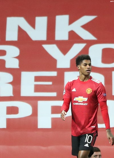 Rashford Thanks 2500