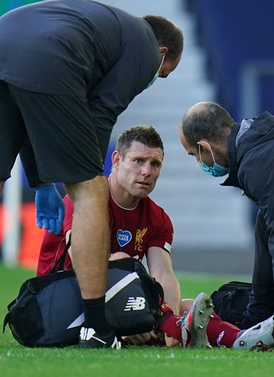 Milner Injury HH 2500 2